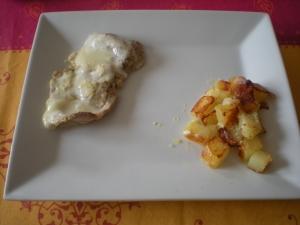 Filets de Porc aux Pommes de Terre Sautées et Chevrotin - image 3