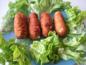 Croquettes de Fromage Fondu - image 2