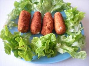 Croquettes de Fromage Fondu - image 5