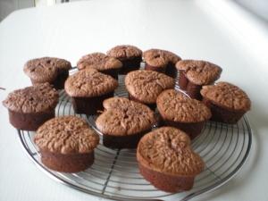 Gâteau Moelleux au Chocolat et Carambar - image 4