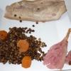 Recette Lentilles au Jambonneau et Poitrine Fraîche (Plat complet - Cuisine familiale)