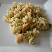 risotto aux fruits de mer plat principal recettes online. Black Bedroom Furniture Sets. Home Design Ideas