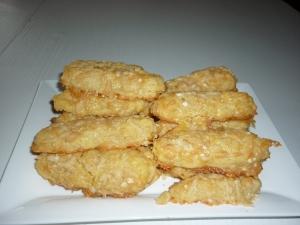 Biscuits au Parmesan - image 3