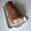 Recette Bûche à la Crème de Marrons et Mascarpone (Dessert - Gastronomique)