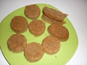 Petits Gâteaux aux Noix ou  aux Noisettes - image 1