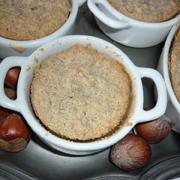 Petits Gâteaux aux Noix ou  aux Noisettes