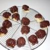 Recette Boules à la Noix de Coco sous Chocolat (Dessert - Enfants)