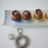 Recette Oeufs coque au chocolat (Dessert - Enfants)