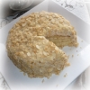 Gâteau à la Crème Pralinée