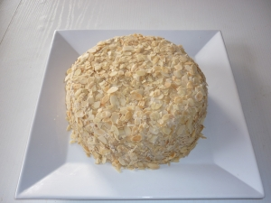 Gâteau à la Crème Pralinée - image 1