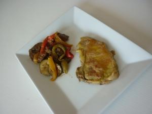 Ratatouille accompagnement recettes online - Cuisine familiale rapide ...