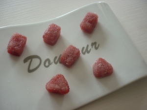 Bonbons Gélifiés aux Fraises - image 2