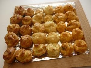 chouquettes sal 233 es 3 go 251 ts ap 233 ritif recettes