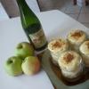 """Recette Verrines """"Tiramisu de Pommes au Cidre"""" (Dessert - Gastronomique)"""