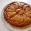 Recette Tatin aux Poires (Dessert - Entre amis)