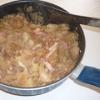Recette Chou Blanc aux Lardons (Plat complet - Cuisine familiale)