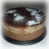 Recette Gâteau Mousse aux Marrons et Mousse au Chocolat (Dessert - Gastronomique)