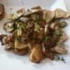 Recette Cèpes (Accompagnement - Gastronomique)