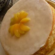 Gâteau au Chocolat Blanc et Abricots