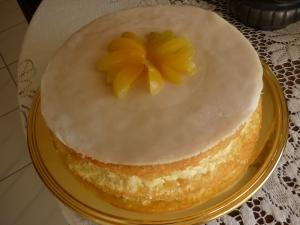 Gâteau au Chocolat Blanc et Abricots - image 1