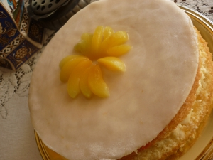 Gâteau au Chocolat Blanc et Abricots - image 3