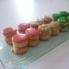 Recette Bouchons Colorés en Pâte à Financier (Dessert - Gastronomique)