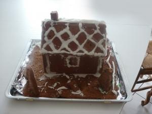 Maison en Pain d'Epices au Chocolat - image 2