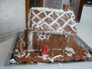 Maison en Pain d'Epices au Chocolat - image 5