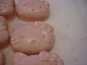 Hello Kitty en Chocolat et sa Ganache - image 1