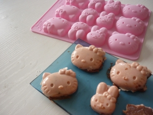 Hello Kitty en Chocolat et sa Ganache - image 4