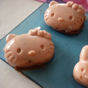 Hello Kitty en Chocolat et sa Ganache
