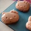 Recette Hello Kitty en Chocolat et sa Ganache (Dessert - Enfants)