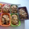 Recette Mini-Cakes aux Tomates Séchées, Olives, (Apéritif - Entre amis)