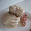 Recette Lotte, Dos de Cabillaud, Petit Homard, Vanille (Plat principal - Gastronomique)