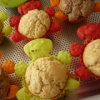 """Recette Muffins """"Chiens en Ganache"""" (Dessert - Enfants)"""
