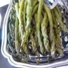 Recette Asperges Vertes à la Sauce (Entrée - Gastronomique)