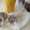 Recette Sucettes au Chocolat (Dessert - Enfants)