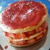 Recette Millefeuilles aux Fraises (Dessert - Gastronomique)