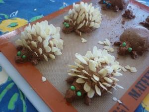 Hérissons en Chocolat - image 2