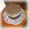Recette Gâteaux Mousse au Chocolat à la Fève de Tonka sur Croustillant (Dessert - Gastronomique)