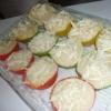 Recette Cupcakes Crème au Chocolat Blanc (sucre Stévia) (Dessert - Entre amis)