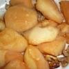 Recette Coings Caramélisés (Entrée - Cuisine familiale)
