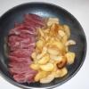 Recette Magret de Canard au Miel et Pommes (Plat complet - Cuisine familiale)