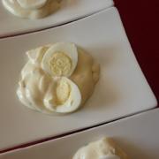 Bouchées à la Crème de Chèvre
