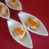 Recette Cuillères de Saumon Fumé (Apéritif - Gastronomique)