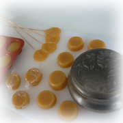 Caramels Mous au Beurre Salé (comme à Isigny sur Mer Calvados)