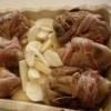 Recette Cailles au Calvados et Cidre (Plat complet - Gastronomique)