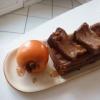 Recette Cake aux Kakis (Dessert - Cuisine familiale)