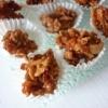 Recette Bouchées Orange, Amandes (Dessert - Gastronomique)