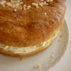 Recette Brioche Tropézienne au Chocolat Blanc (Dessert - Gastronomique)